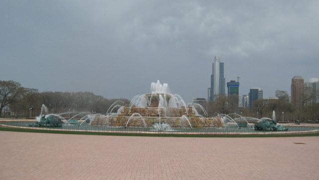The Buckingham Fountain
